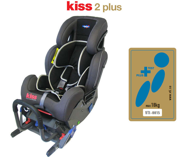 Klippan Kiss 2 Plus